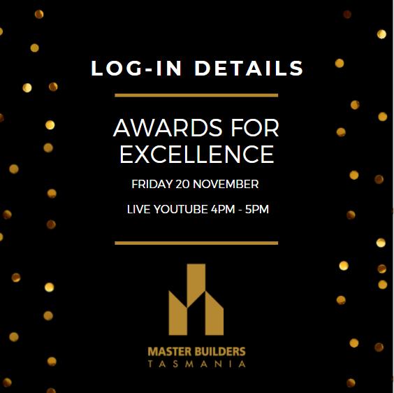 LOG-IN Details -Awards YouTube Livestream