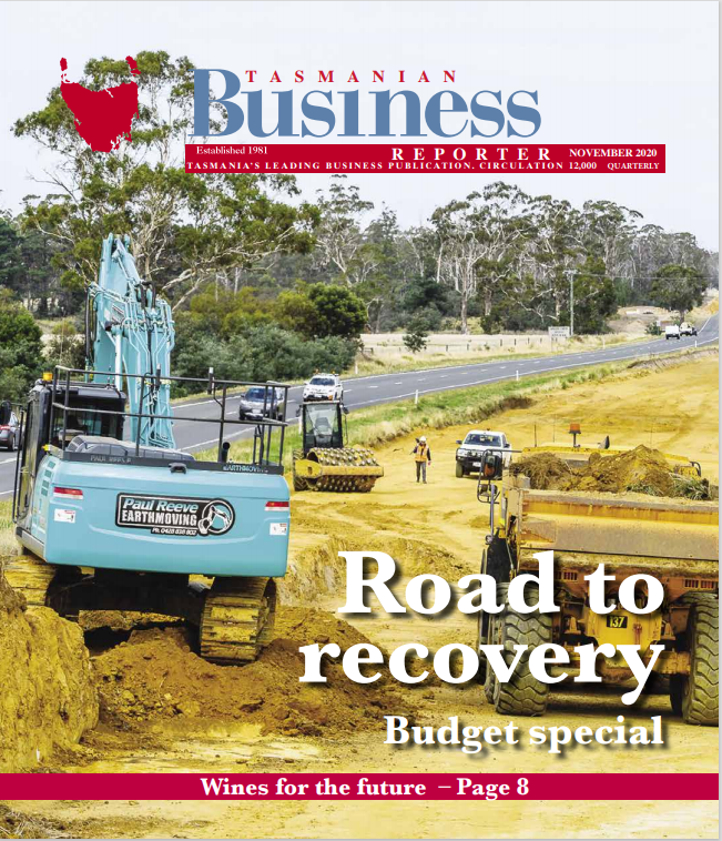 Tasmanian Business Reporter Budget Special