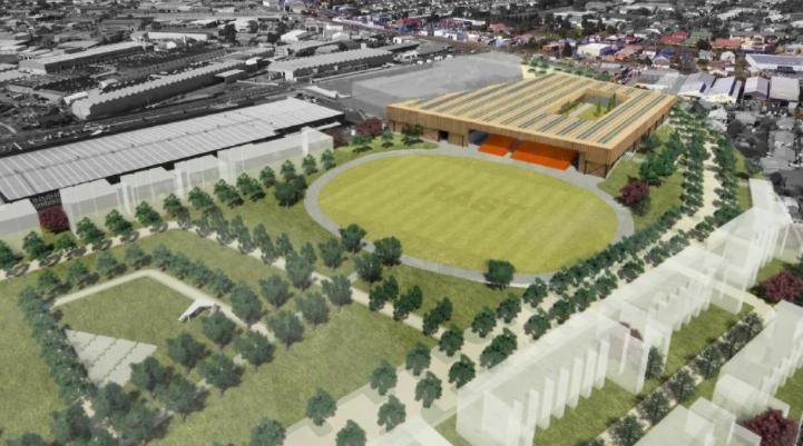 Showground Development to Provide Housing Supply Where It's Needed