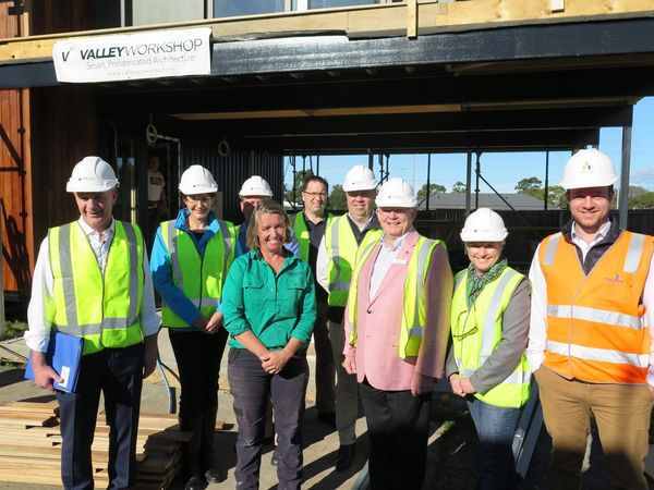 Supporting Tasmanian small businesses with a $20 million investment package