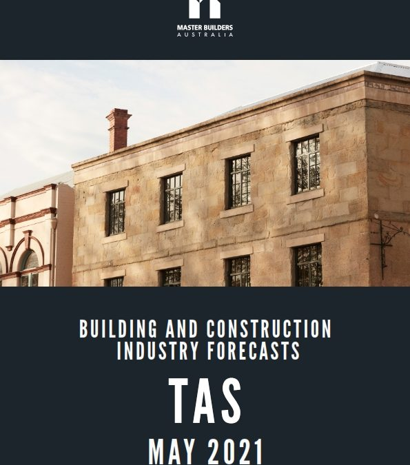 Tasmanian Construction Forecasts